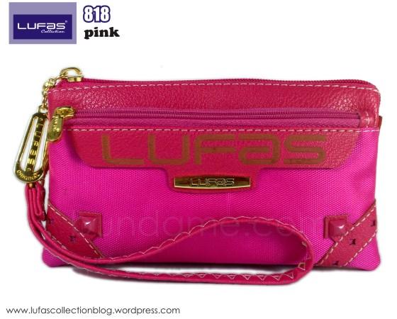 dompet lufas 818 pink
