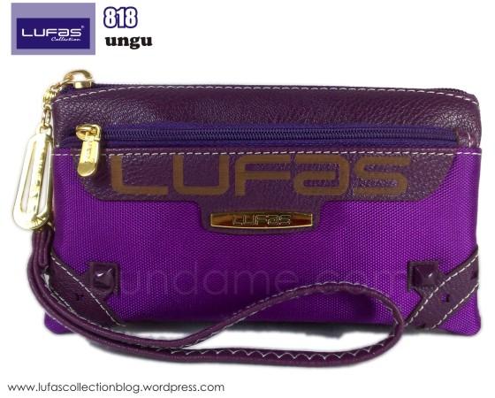 dompet lufas 818 ungu