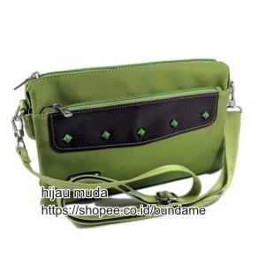 tas lufas 820 hijau muda