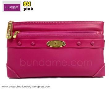 tas lufas 821 pink