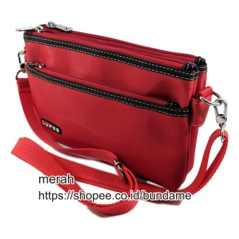 tas lufas 822 merah