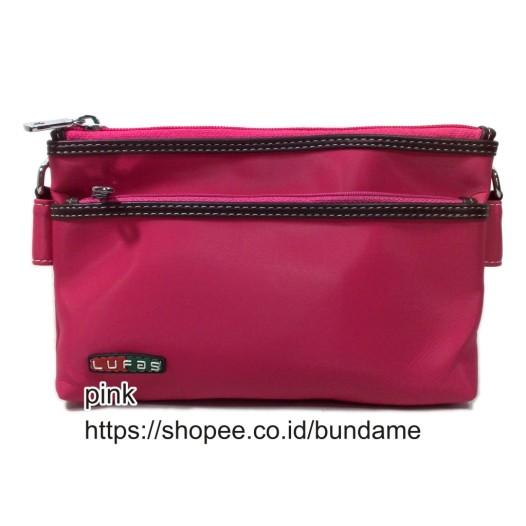 tas lufas 822 pink