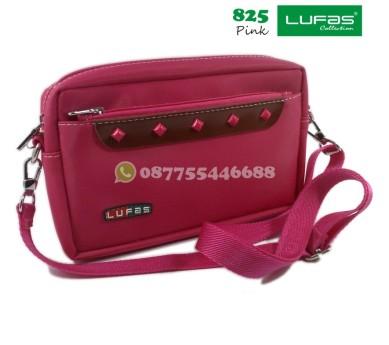 tas lufas 825 pink