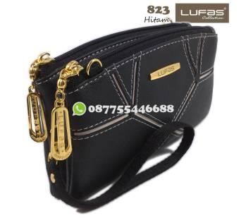 dompet lufas 823 hitam