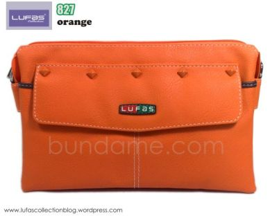 tas lufas 827 orange 1