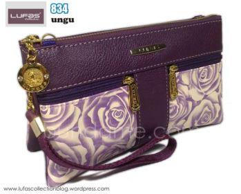 dompet lufas 834 ungu