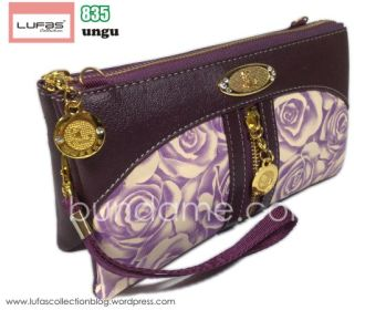 dompet lufas 835 ungu