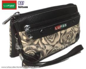 dompet lufas 837 hitam