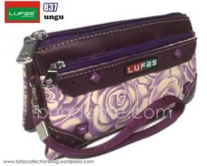 dompet lufas 837 ungu