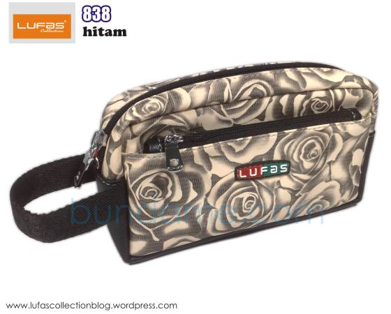 dompet lufas 838 hitam