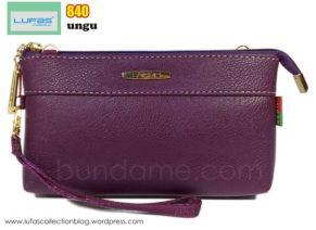 dompet lufas 840 ungu