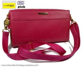 tas lufas 839 pink