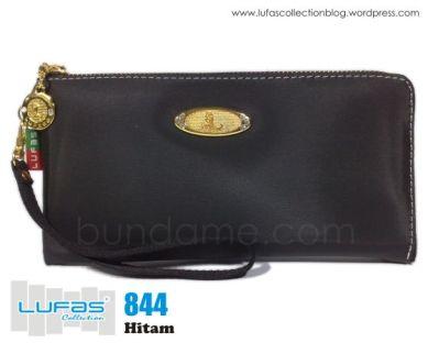 dompet lufas 844 hitam