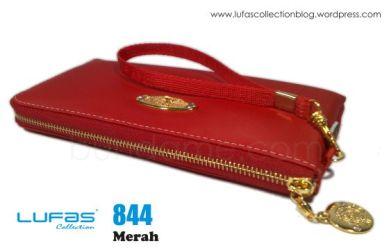 dompet lufas 844 merah 2