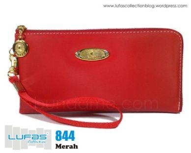 dompet lufas 844 merah