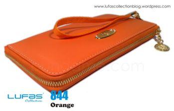 dompet lufas 844 orange 2