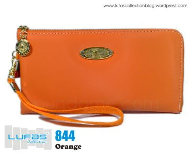 dompet lufas 844 orange
