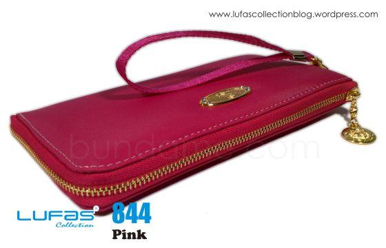 dompet lufas 844 pink 2