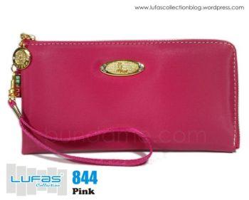 dompet lufas 844 pink