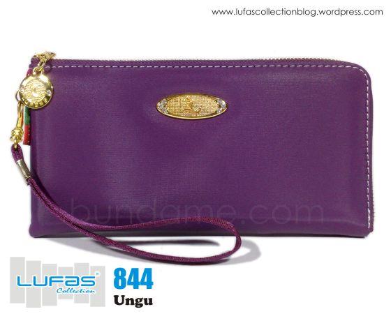 dompet lufas 844 ungu