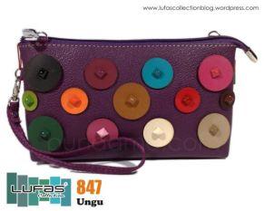 dompet lufas 847 ungu