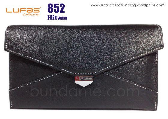 dompet tas lufas 852 hitam