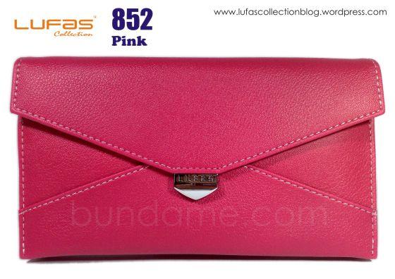dompet tas lufas 852 pink
