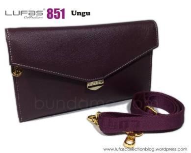 dompet lufas 851 ungu