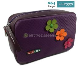 dompet lufas 864 ungu