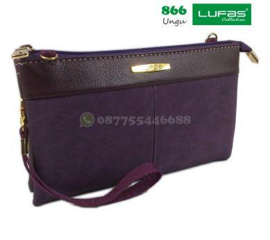dompet lufas 866 ungu
