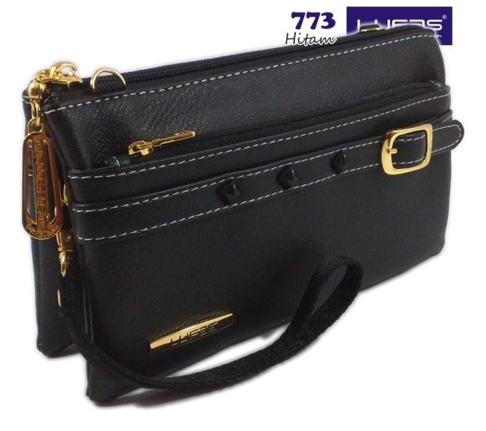 dompet lufas 773 hitam