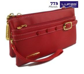 dompet lufas 773 merah