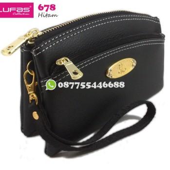 dompet lufas 678 hitam