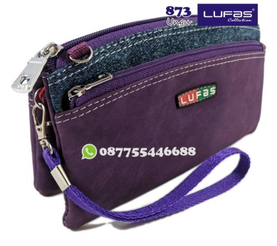 dompet lufas 873 ungu