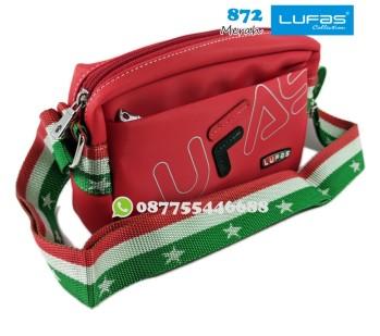 tas lufas 872 merah