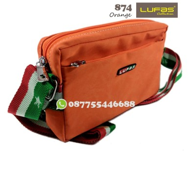 tas lufas 874 orange