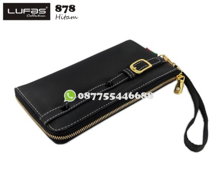 dompet lufas 878 hitam