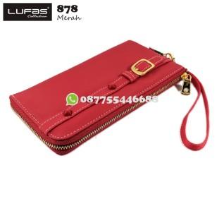 dompet lufas 878 merah
